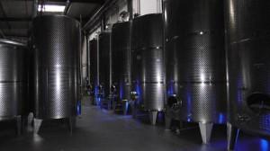 Der neue Weinkeller