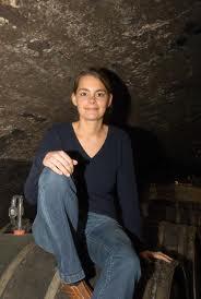 Eva Clüsserath im Keller
