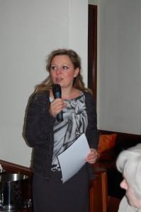 zu unserem 60.Firmen-Jubiläum besuchte uns auch die bekannte Sommelière Natalie Lumpp